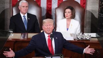 Senat USA podjął decyzję ws. impeachmentu Trumpa