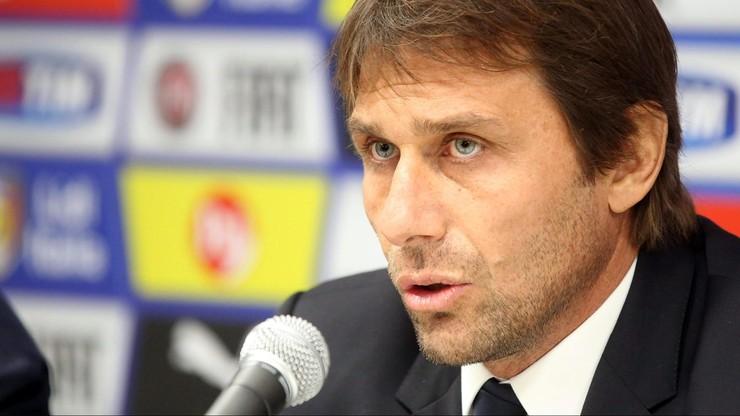 Conte odejdzie z reprezentacji Włoch po Euro 2016