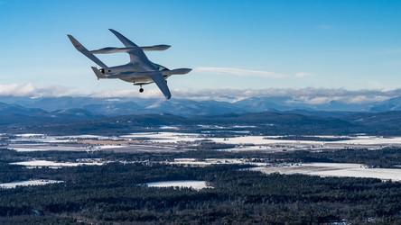 Cele klimatyczne priorytetem - Amazon inwestuje w elektryczne samoloty