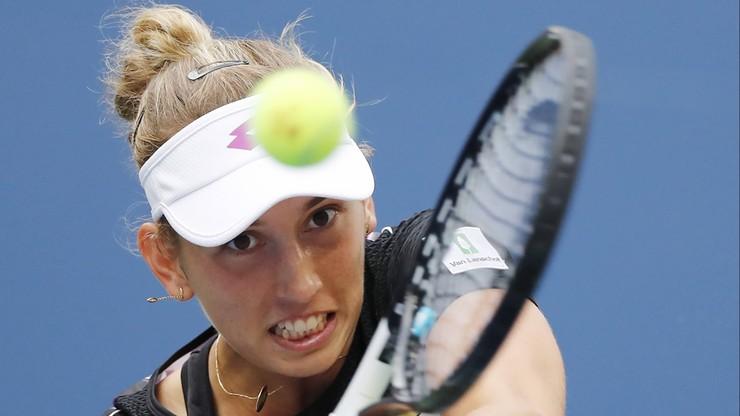 WTA w Shenzhen: Mertens i Wang odpadły w ćwierćfinale