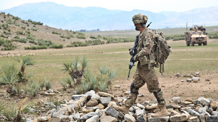 Atak talibów na punkt kontrolny, zginęło 14 prorządowych bojowników