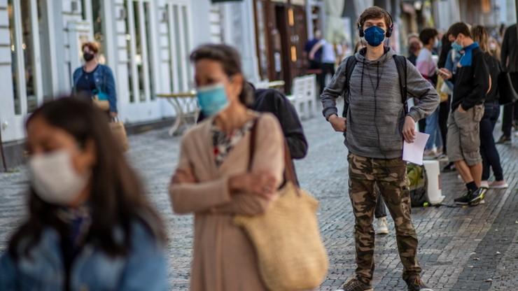 Koronawirus w Polsce i na świecie. Raport Dnia - środa, 16 września