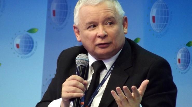 """""""To była próba puczu"""". Kaczyński o 16 grudnia w Sejmie"""