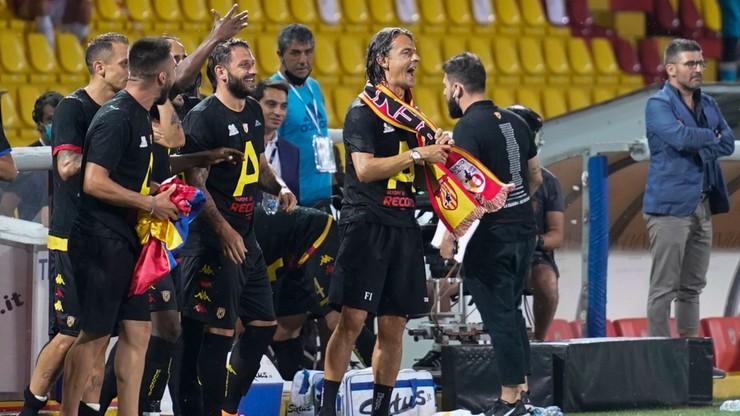 Serie A: Benevento wraca do elity i myśli o wzmocnieniach