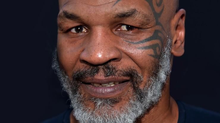 Mike Tyson wraca na ring. Walczył m.in. z Gołotą