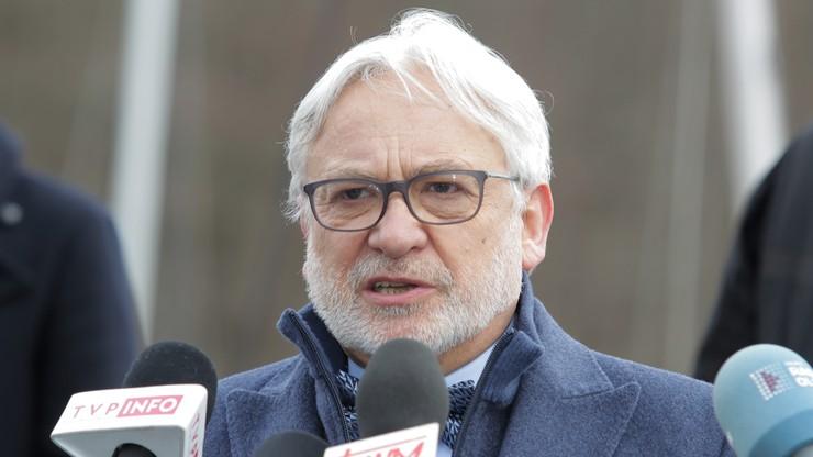 Prof. Wojciech Maksymowicz odchodzi z klubu PiS