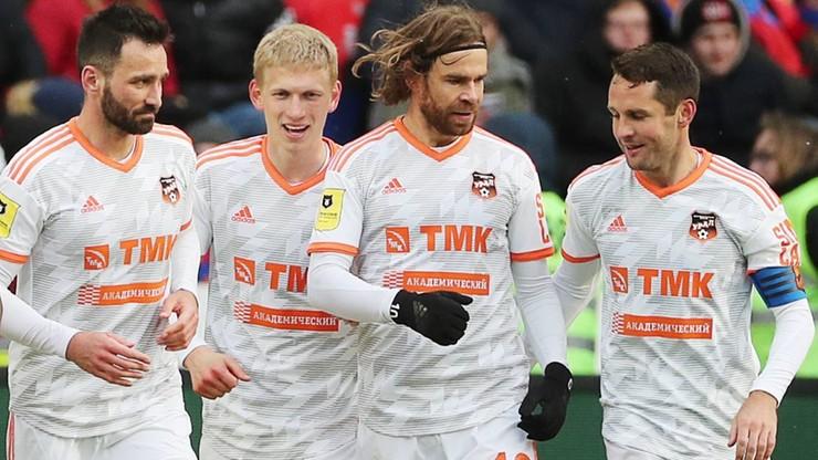"""W Rosji też zawieszą rozgrywki piłkarskie? """"Na razie nikt się tutaj nie przejmuje koronawirusem"""""""