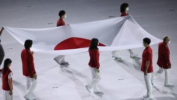 """Tokio 2020: Kontrowersje wokół flagi """"wschodzącego słońca"""" na Igrzyskach w Tokio"""