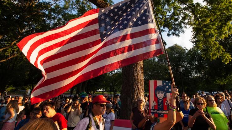 Wbrew zapowiedziom administracji USA brak wiadomości o nalotach na nielegalnych imigrantów