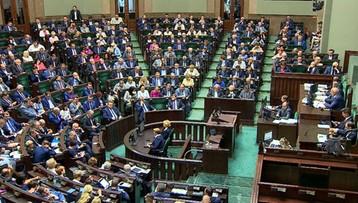 Trzech posłów PiS nie oddało głosu, Kukiz się wstrzymał. Zobacz jak głosowali posłowie nad ustawą o SN