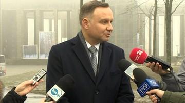 Szczerski: prezydent Duda rozczarowany reakcją Rosji na oświadczenie premiera