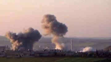 Syryjska agencja: w ataku USA na bazę lotniczą zginęło 9 cywilów