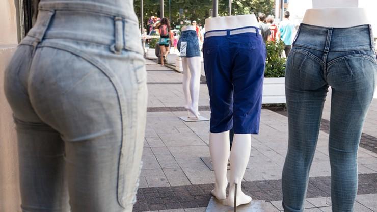 Producent dżinsów Wrangler i Lee podzieli firmę, bo Amerykanki zmieniły upodobania - wolą legginsy