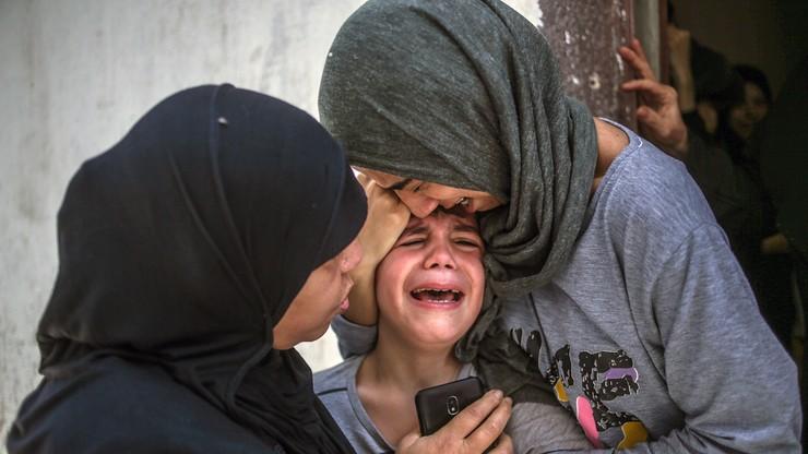 Starcia na Zachodnim Brzegu. Palestyńczycy zastrzeleni przez żołnierzy