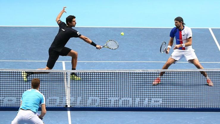 Kubot i Melo w finale debla ATP Finals. Polak zagra o ten tytuł pierwszy raz w karierze