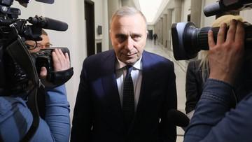 Schetyna: eurodeputowani PO poprą kandydaturę Krasnodębskiego