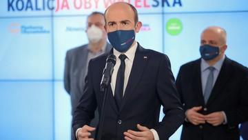 Sawicki: Budka powinien ogłosić się premierem oraz prezydentem i spocząć na laurach