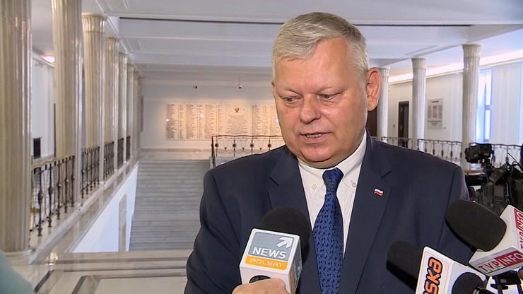 """Marek Suski o zapowiedzi pozwu Onetu. """"Chroniłem polski interes i honor"""""""
