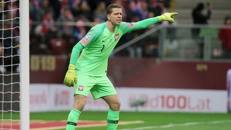 Wojciech Szczęsny - numer, wiek, klub, mecze i gole (EURO 2020)