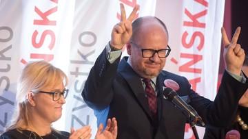 Gdańsk: Jarosław Wałęsa prosi swoich wyborców o głosowanie na Adamowicza