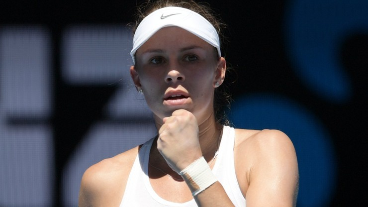 Rankingi WTA: Linette coraz bliżej Radwańskiej
