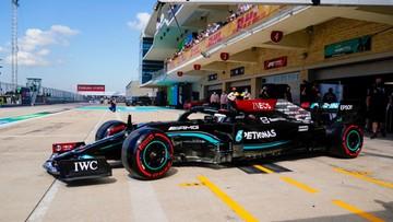 GP USA: Bottas ukarany za wymianę silnika