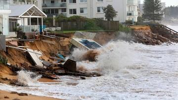 Trzech zabitych w wyniku silnych burz i powodzi w Australii