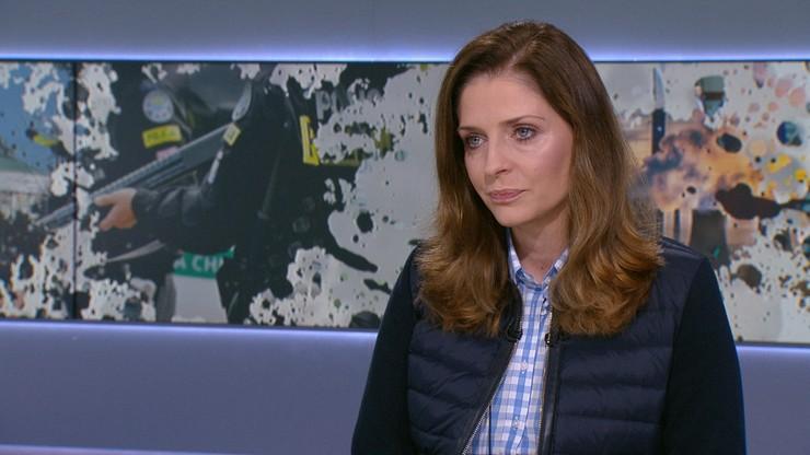 Joanna Mucha wystartuje w wyborach na szefa PO