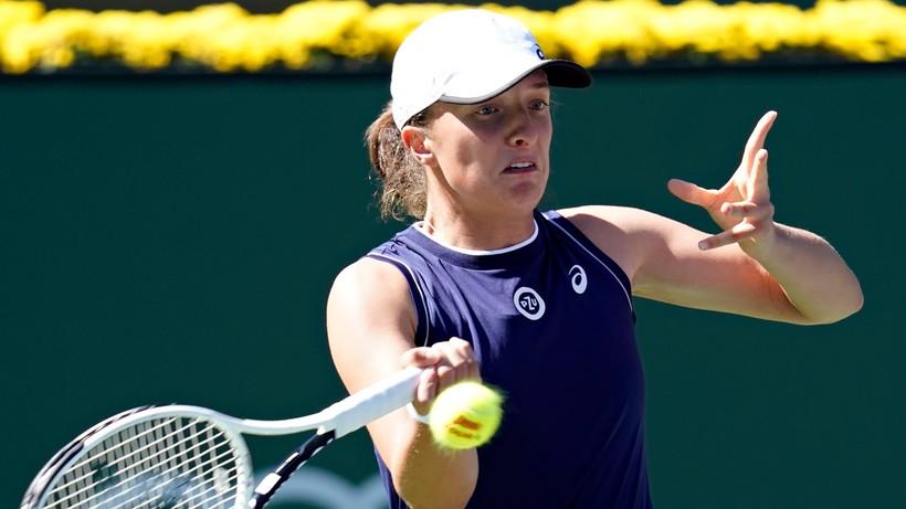 WTA w Indian Wells: Jelena Ostapenko kolejną rywalką Igi Świątek