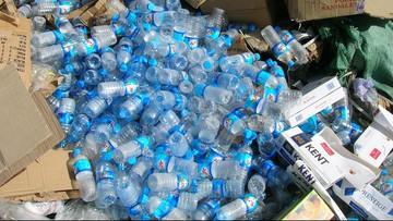 Śmieci z Wielkiej Brytanii trafiają za granicę. M.in. do Polski
