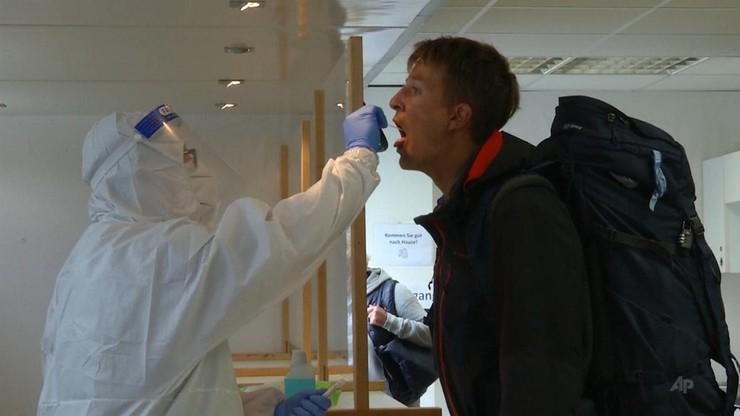 Koronawirus. Rekordy zakażeń u naszych sąsiadów. Niepokojące informacje z Włoch i Hiszpanii