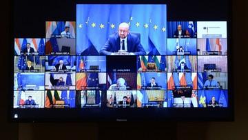 """""""Politico"""": różnice na szczycie UE; istotny głos premiera Polski"""