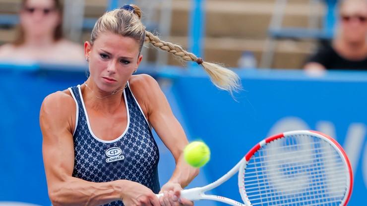 WTA w Nowym Jorku: Giorgi finałową rywalką Linette