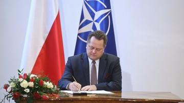 Zieliński: nasze służby przygotowane do ŚDM i szczytu NATO