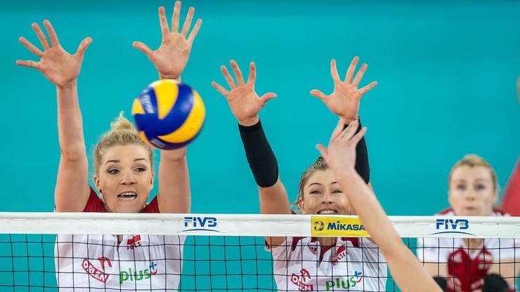 3 x 3:1. Kolejne zwycięstwo polskich siatkarek