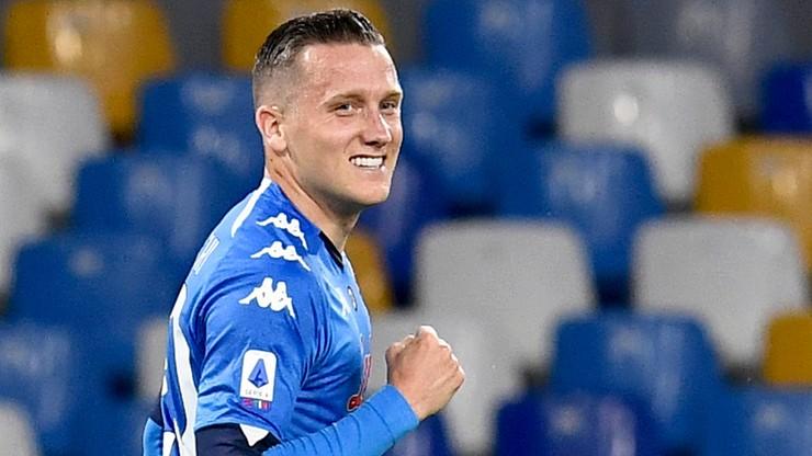 Serie A: Gol i asysta Zielińskiego. Napoli ograło Udinese (WIDEO)