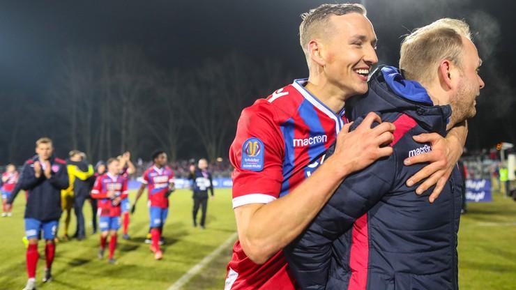 Kapitan Rakowa gościem Magazynu Fortuna 1 Liga!