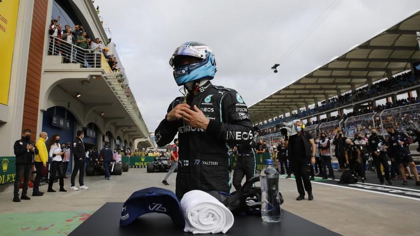 GP Turcji: Hamilton najszybszy w kwalifikacjach, z pole position ruszy ktoś inny