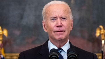 """Biden przyjmie trzecią dawkę. """"Aby zwiększyć swoją odporność"""""""