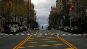 783 zgony z powodu Covid-19 w stanie Nowy Jork w ciągu ostatniej doby