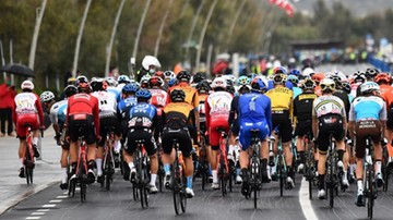 Giro d'Italia: Fernando Gaviria znów ma koronawirusa