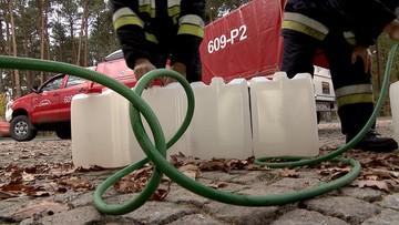 Woda w Czarnym Dunajcu skażona. Sanepid zamknął wodociąg