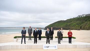 Przełomowa deklaracja państw G7 w sprawie pandemii