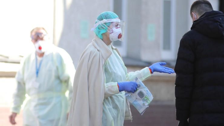 45 nowych przypadków zakażenia koronawirusem w Polsce