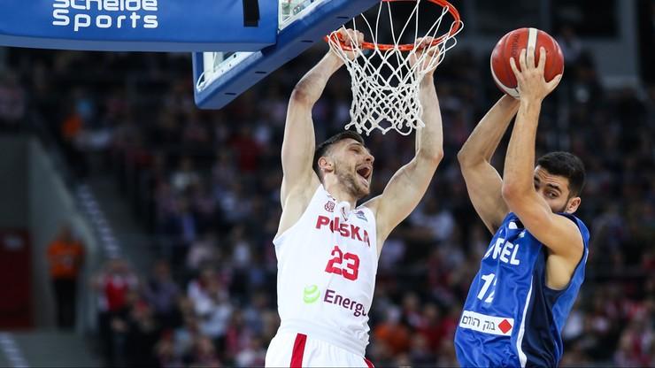 El. ME koszykarzy: Polska zmierzy się z Izraelem po raz jedenasty