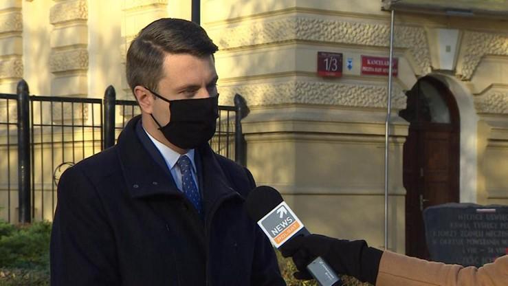 Protest mediów. Rzecznik rządu: danina obowiązuje w wielu krajach