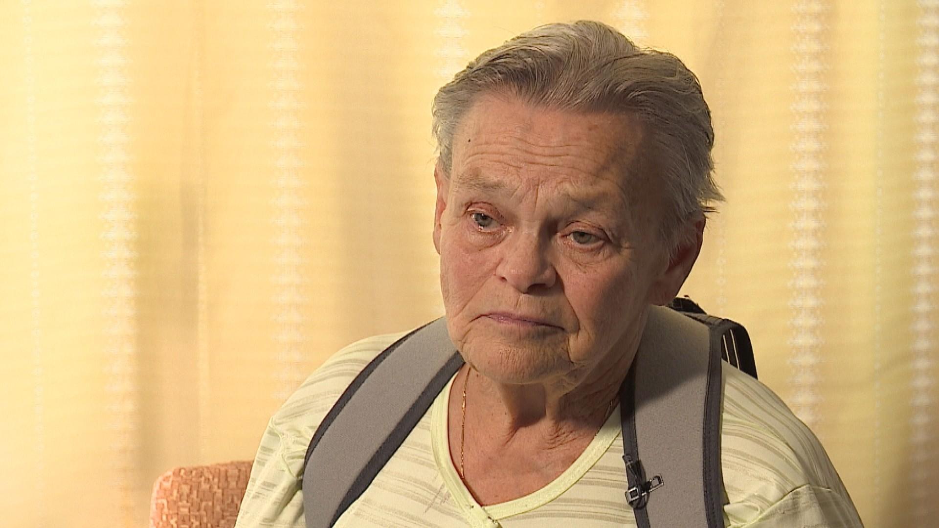 87-latka bez pieniędzy na życie