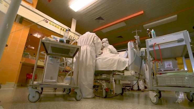 Nowe przypadki koronawirusa. Dane ministerstwa, 17 października