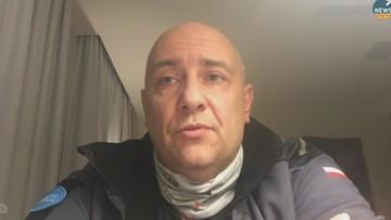 Polski lekarz wrócił z Włoch. Są już pierwsze wnioski i decyzje