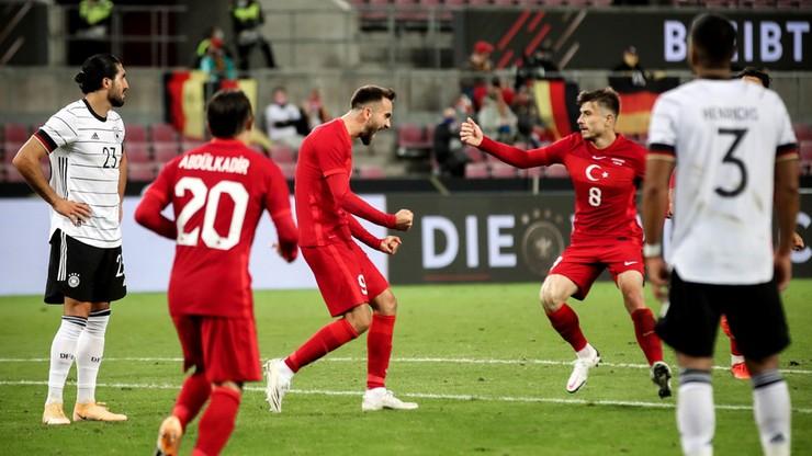 3:3 w meczu Niemcy – Turcja! Wyrównanie w doliczonym czasie gry